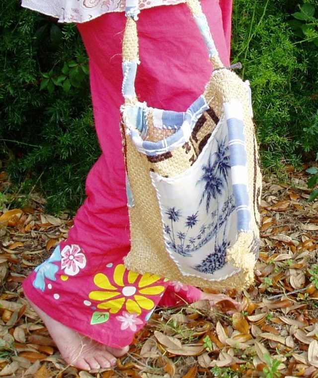 Hippie Bags  Florida Beach Bags Made in Tampa