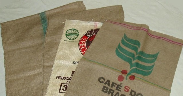 Frost Protection for Plants, Burlap Bags